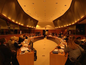 European Parliament working breakfast
